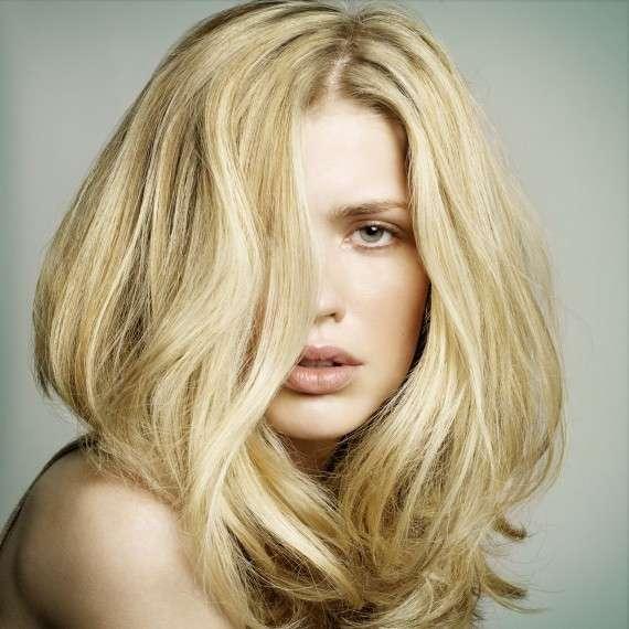 Tagli capelli medi giovanili