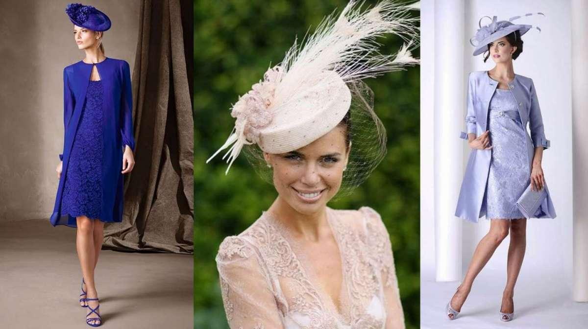 35481ca294ca7 Cappelli da cerimonia  come sceglierli e abbinarli  FOTO