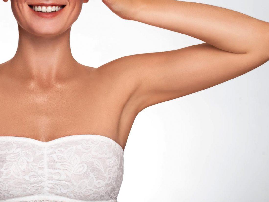 depilazione braccia