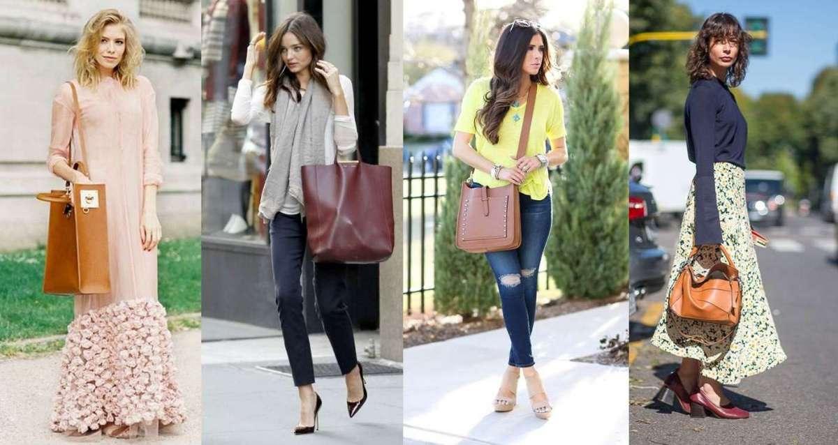 Come abbinare la borsa marrone: consigli per look fashion [FOTO]