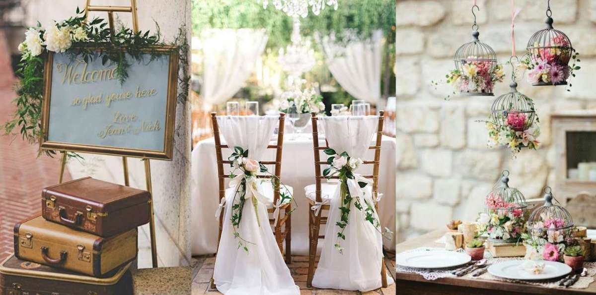 147ee9de9069 decorazioni per il matrimonio shabby chic  fai da te e consigli .