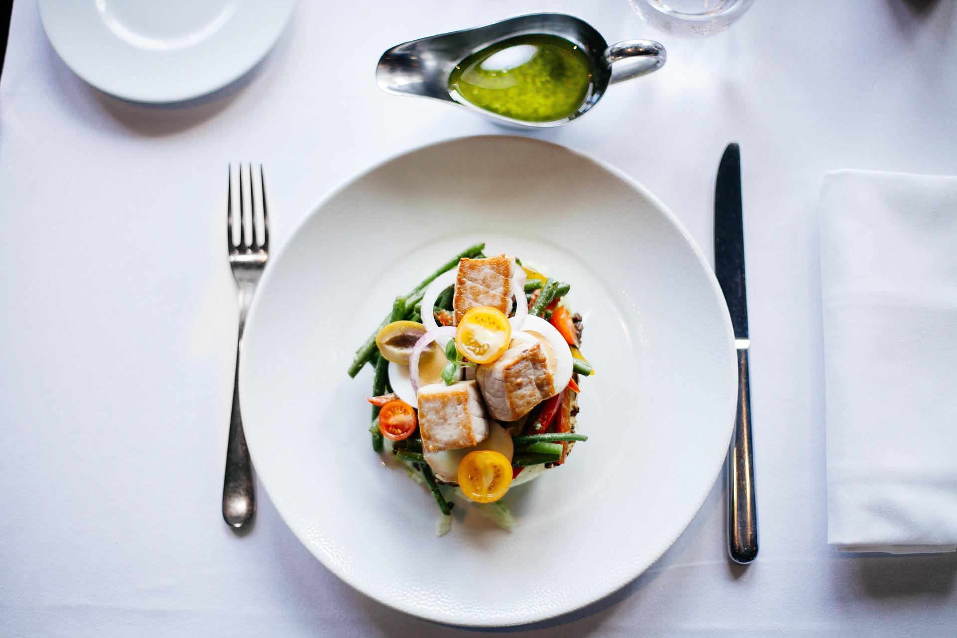 Dieta proteica, esempio di menù settimanale