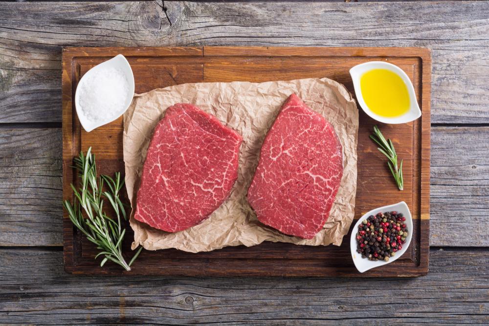 bistecche di carne