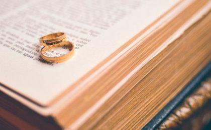 Frasi matrimonio: le più belle tratte dalla Bibbia
