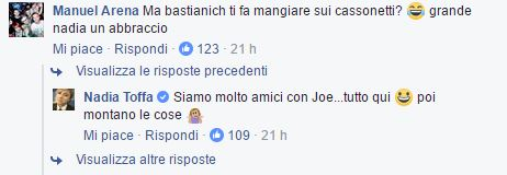 nadia toffa facebook