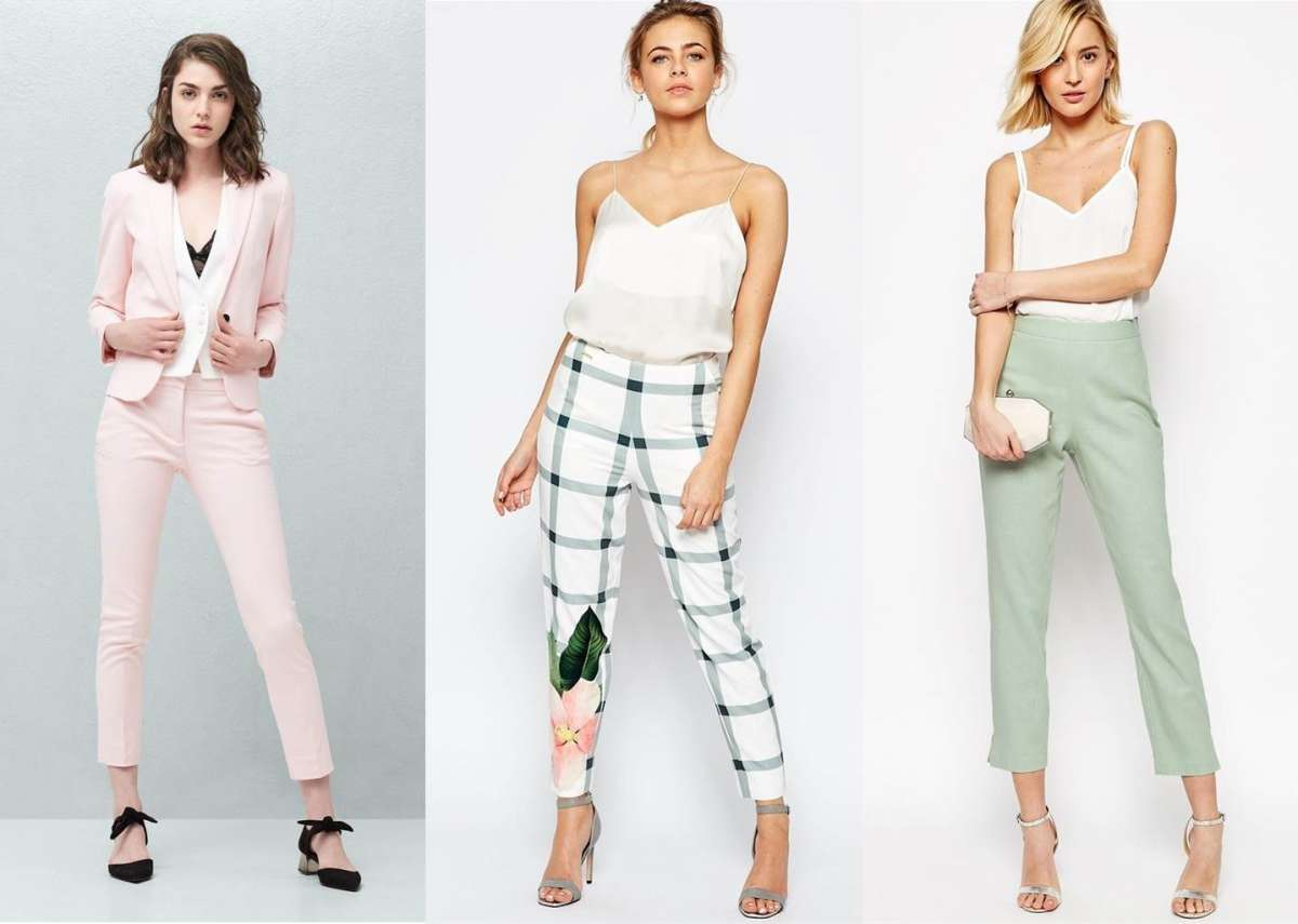 Pantaloni cropped: come abbinarli e a chi stanno bene [FOTO]
