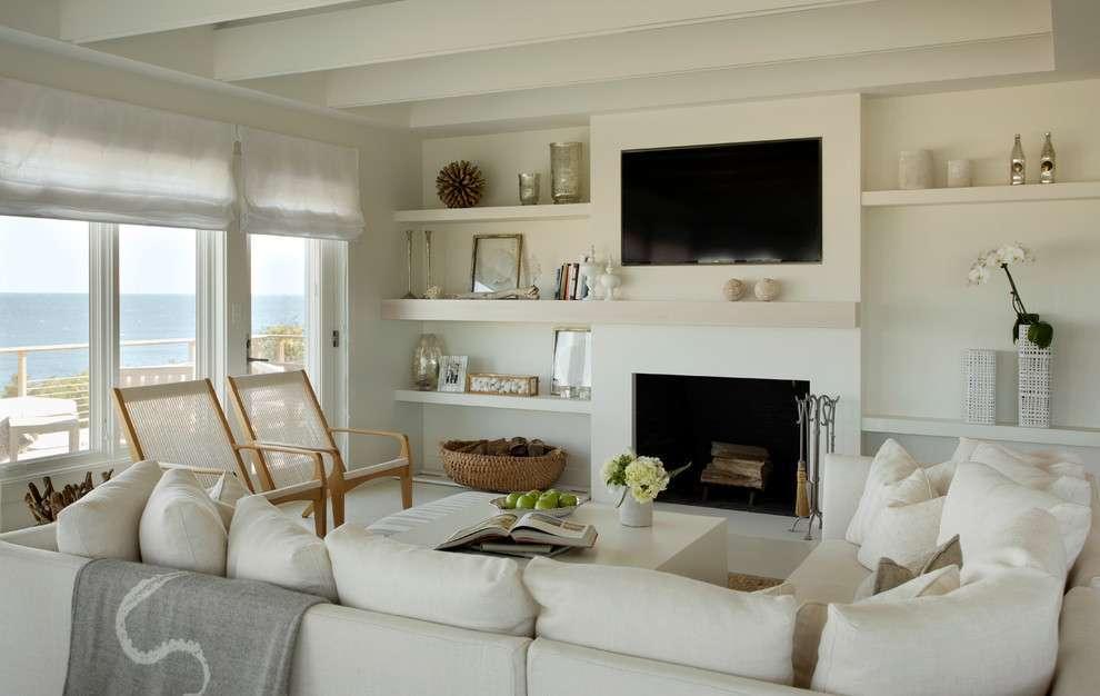 Come arredare casa con il cartongesso foto pourfemme for Arredare parete soggiorno