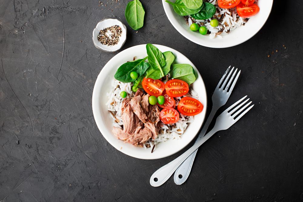 dieta tonno e pomodoro