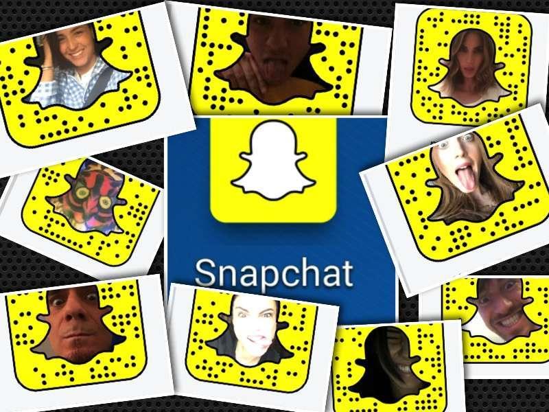Snapchat i vip italiani da seguire