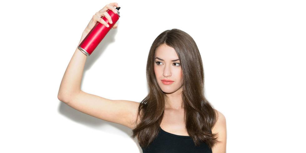 tipi di lacca per capelli