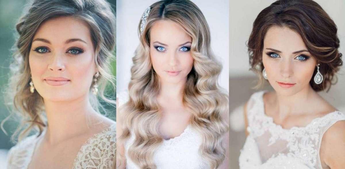 Trucco per la sposa con occhi azzurri consigli per make up raffinati [FOTO]