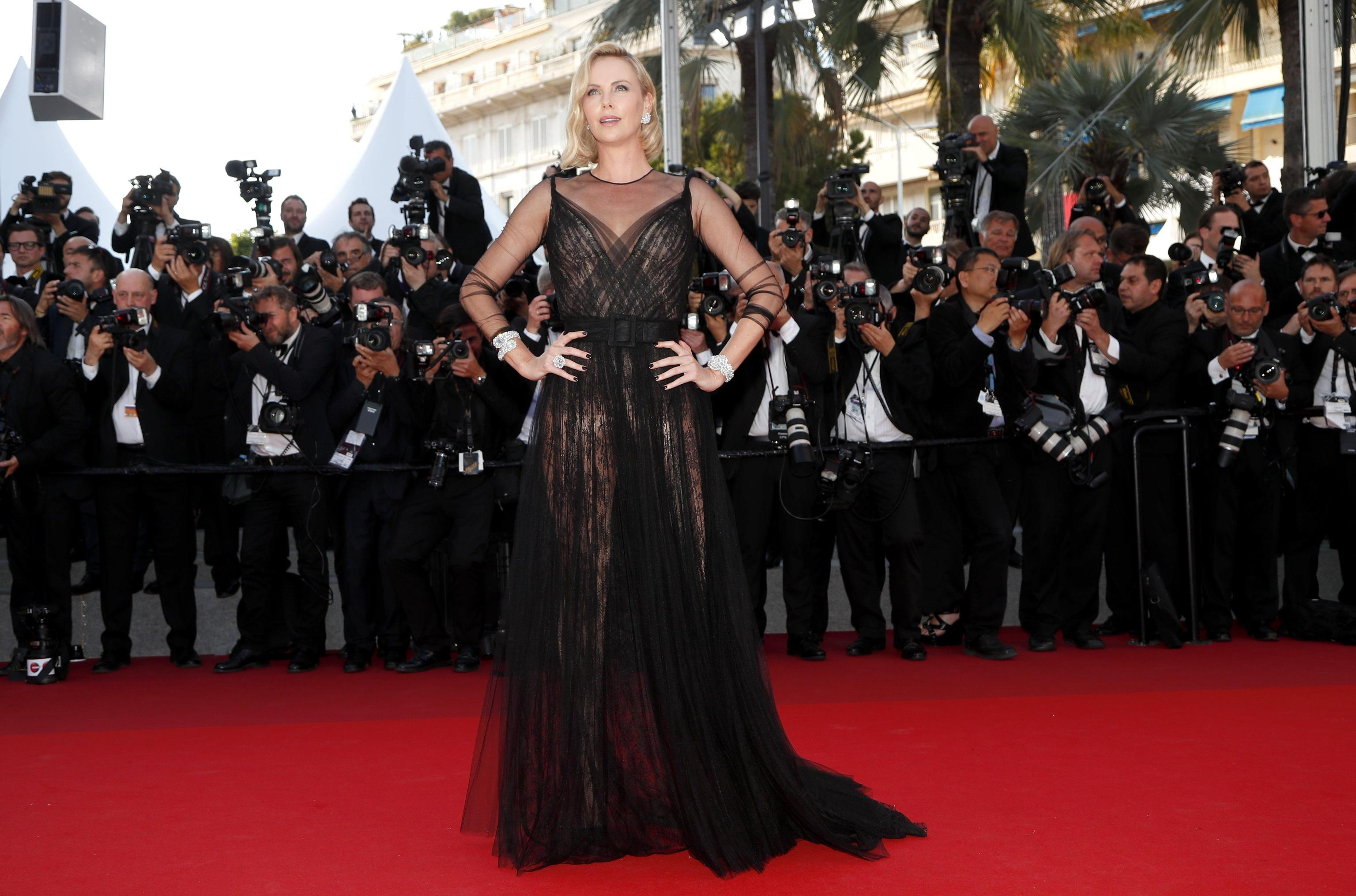 70th Anniversary Ceremony 70th Cannes Film Festival
