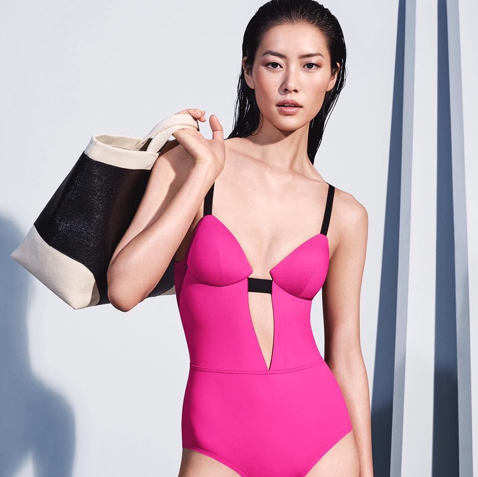 Costumi da bagno interi bikini a fascia tutti i modelli pi fashion pourfemme - I piu bei costumi da bagno ...