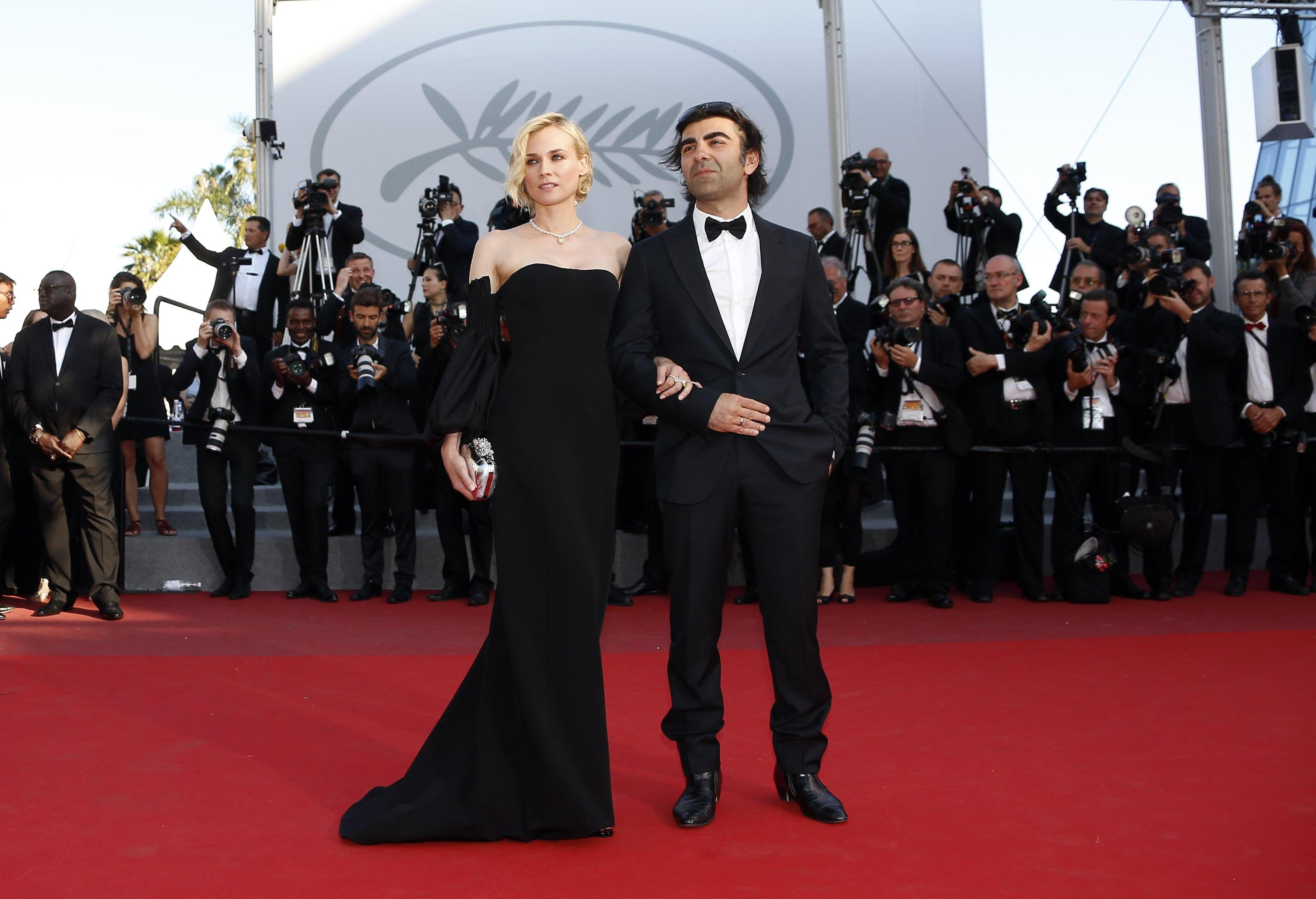 Closing Ceremony Arrivals 70th Cannes Film Festival