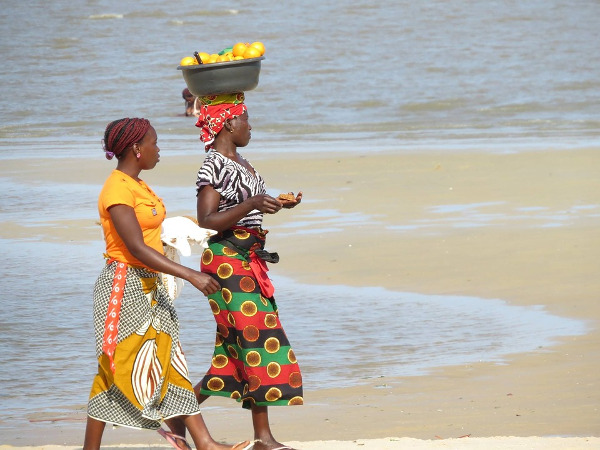 Donne in Mozambico