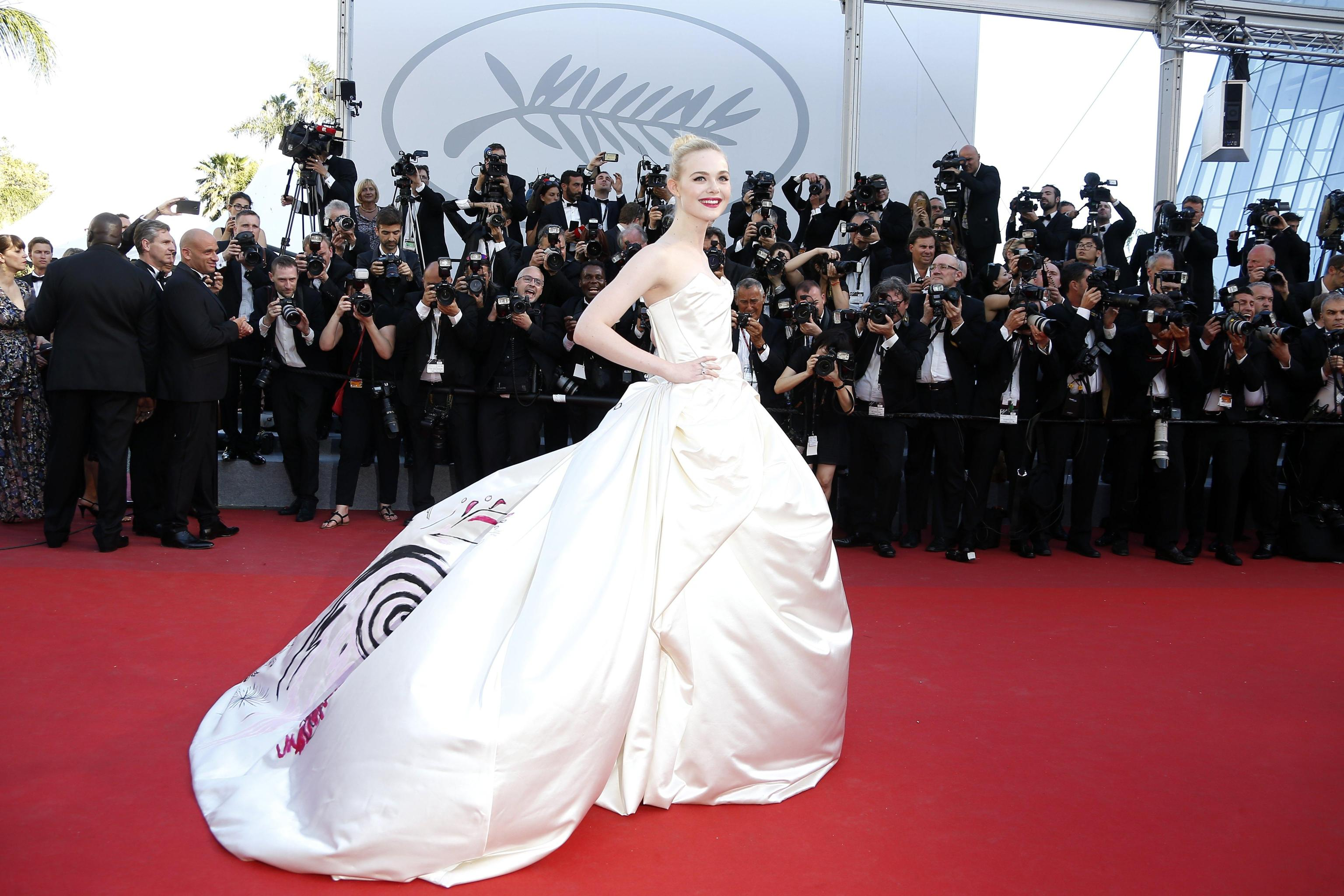 Ismael's Ghosts Premiere 70th Cannes Film Festival