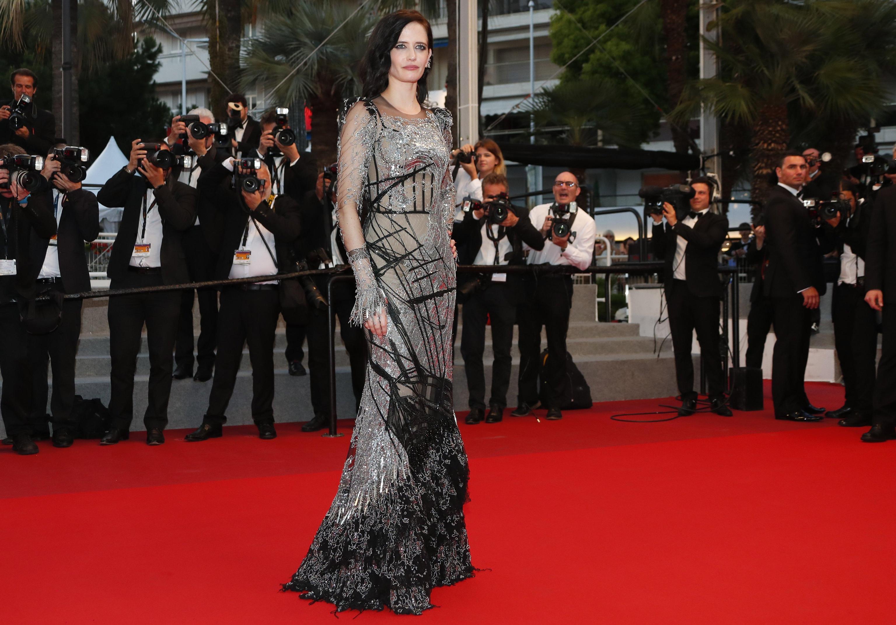 D'apres Une Histoire Vraie Premiere 70th Cannes Film Festival