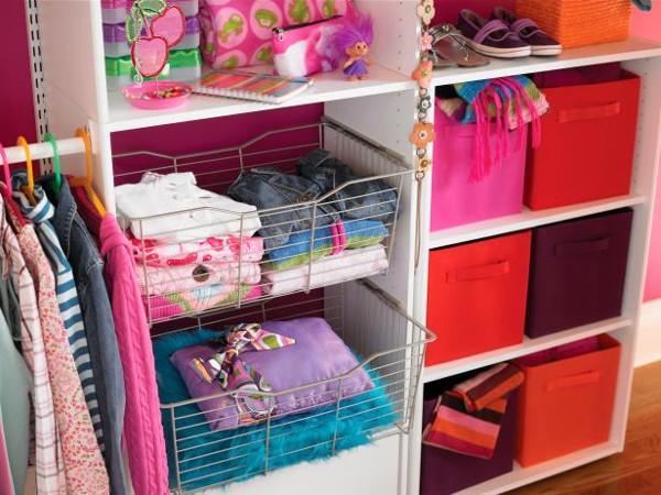 Idee per la cabina armadio