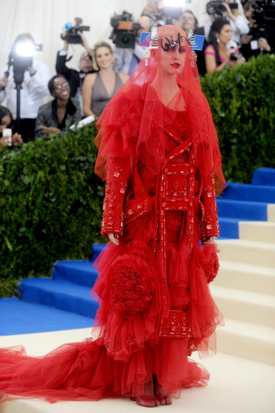 Met Gala 2017 a New York