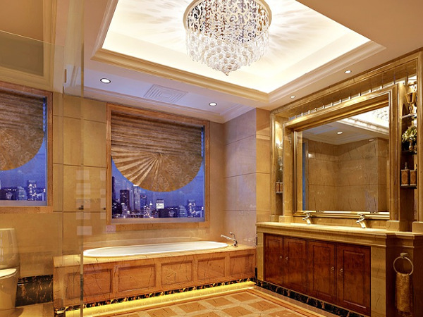 Come illuminare la casa: le soluzioni per il bagno, il ...
