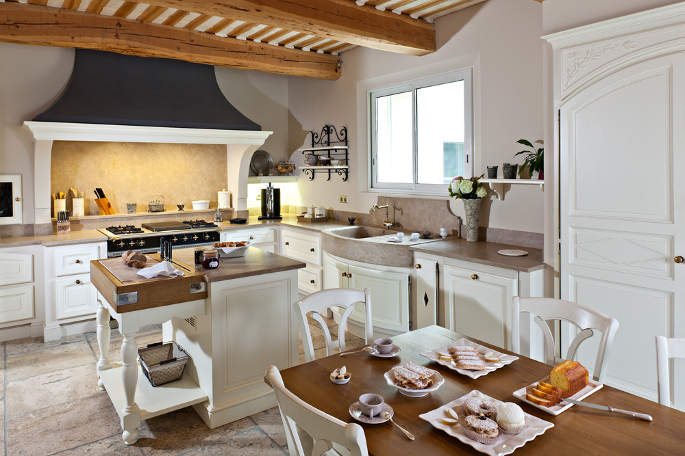 Lo stile provenzale per la cucina
