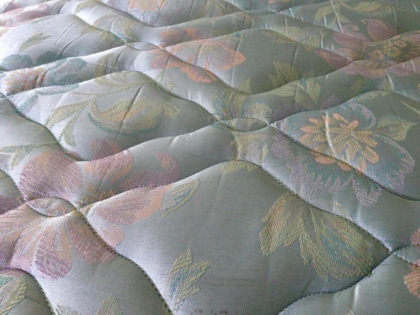 Materasso del letto