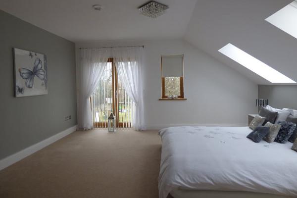Pavimento stanza da letto