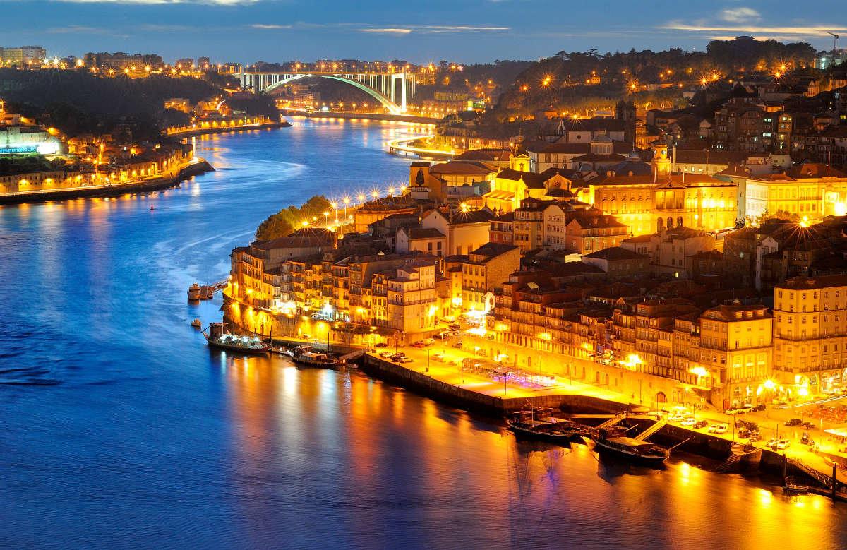 Porto in Portogallo