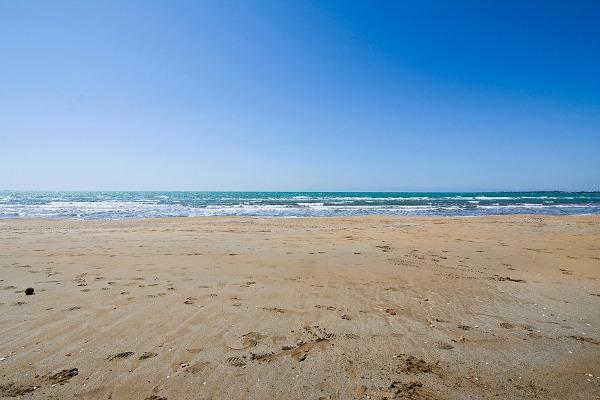 Sabbia mare Sicilia