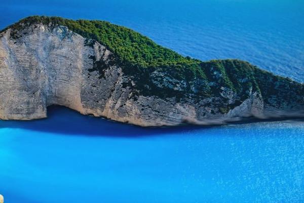 Spiaggia in Grecia