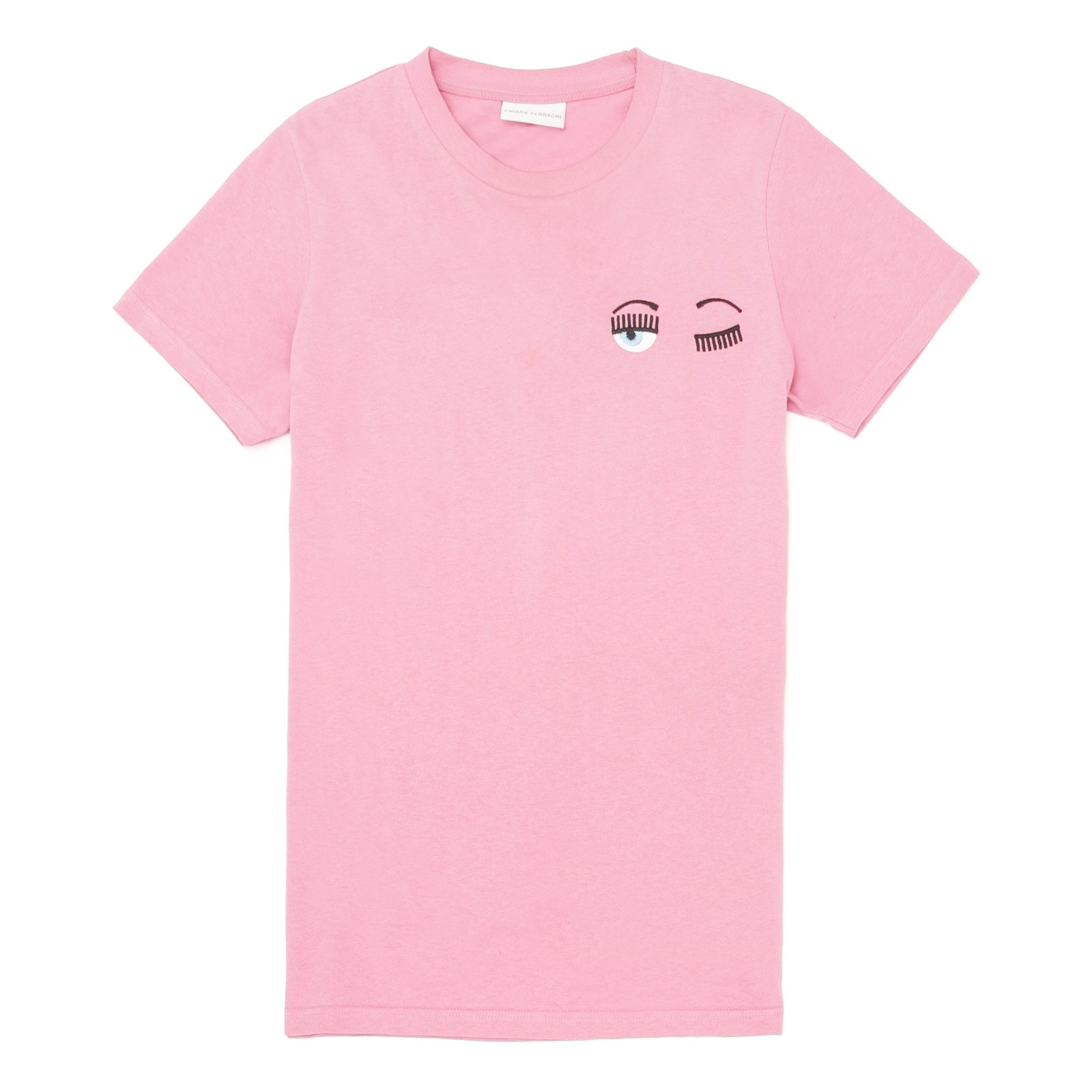 T shirt Chiara Ferragni rosa