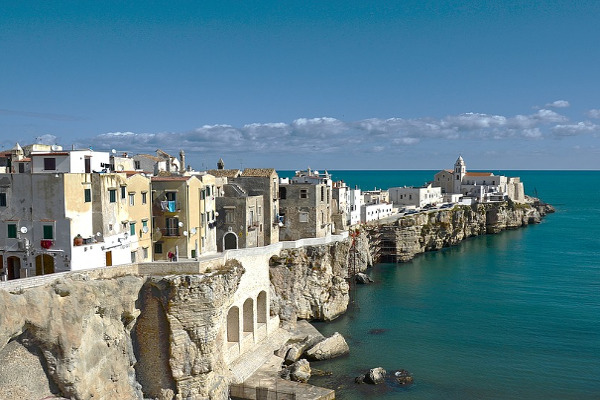 Vieste Puglia