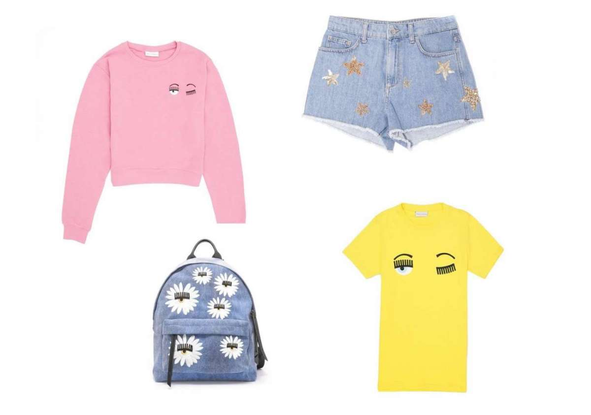 Abbigliamento Chiara Ferragni Collection Primavera/Estate 2017: la nuova collezione