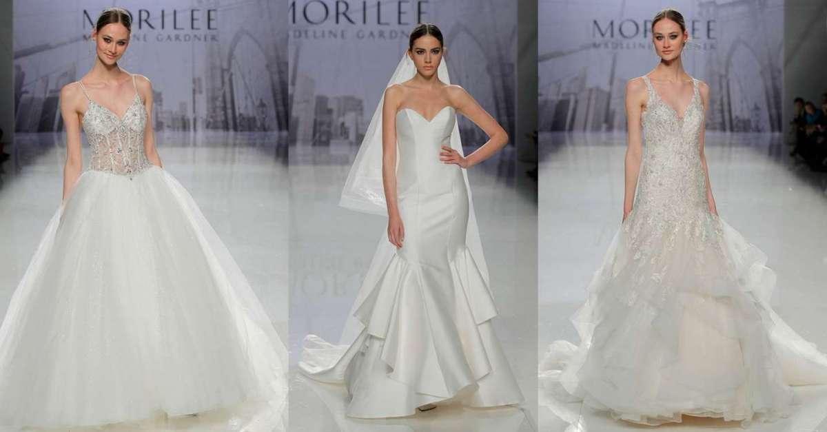 Abiti da sposa Morilee 2018: la nuova collezione