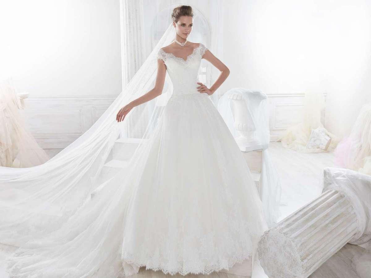 88c5820b3e6d Abiti da sposa Nicole Spose 2018  la nuova collezione