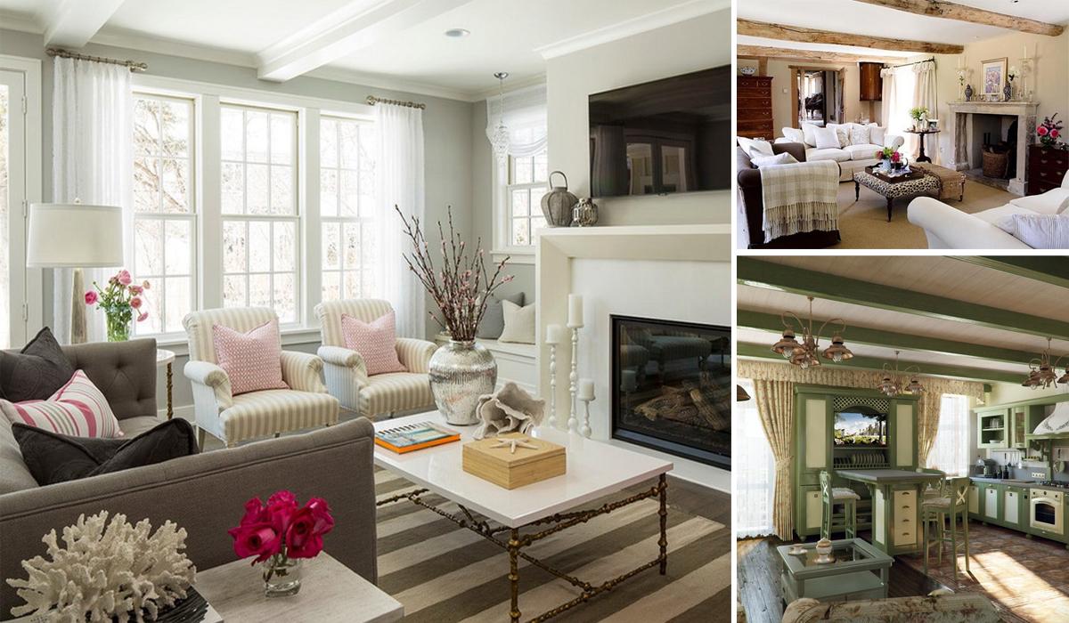 Come arredare casa in stile provenzale foto pourfemme for Offerte per arredare casa