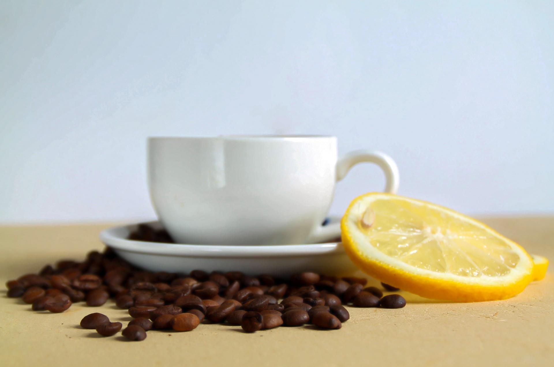 caffè limone per mal di testa