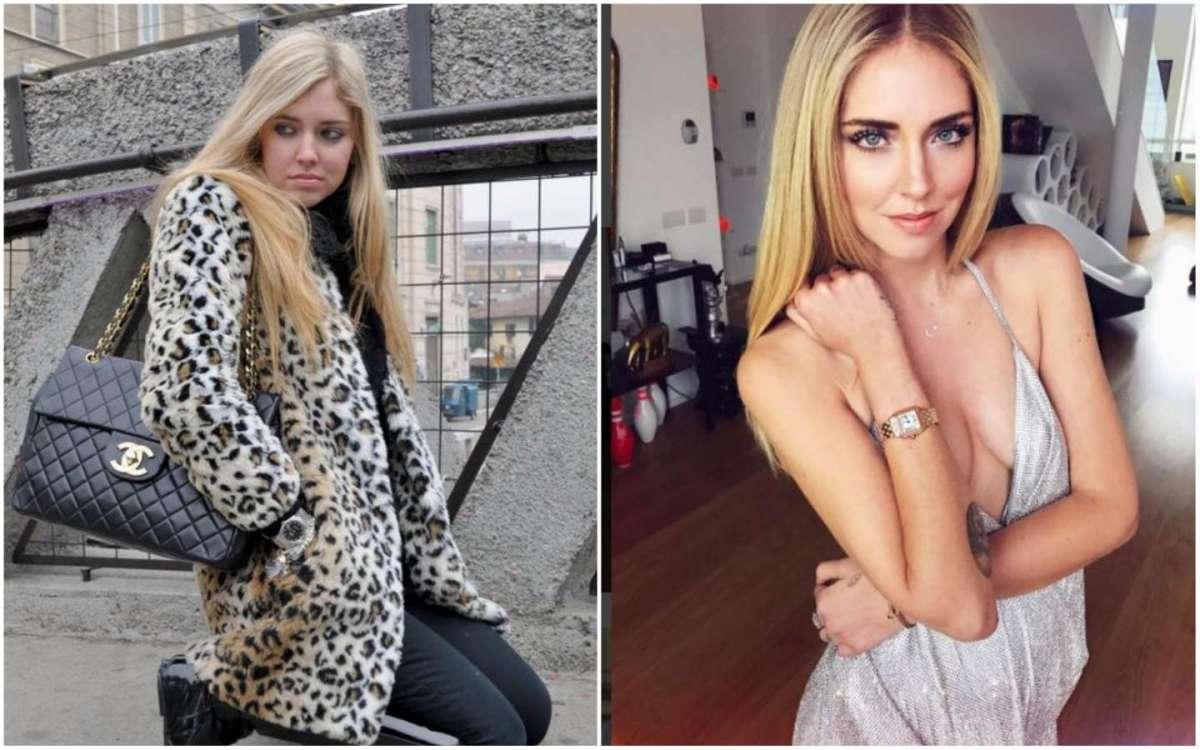 Chiara Ferragni, com'era e com'è: le foto ieri e oggi