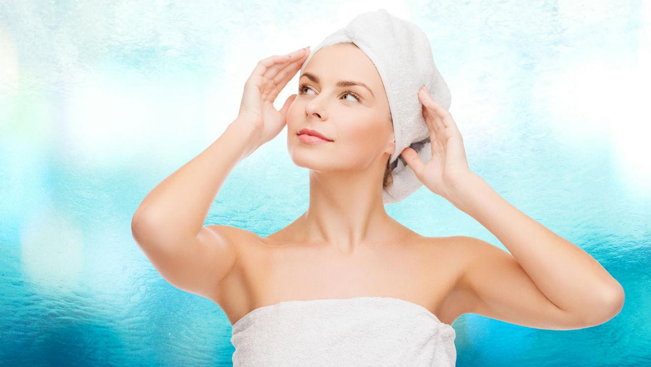 crema depilatoria sotto la doccia