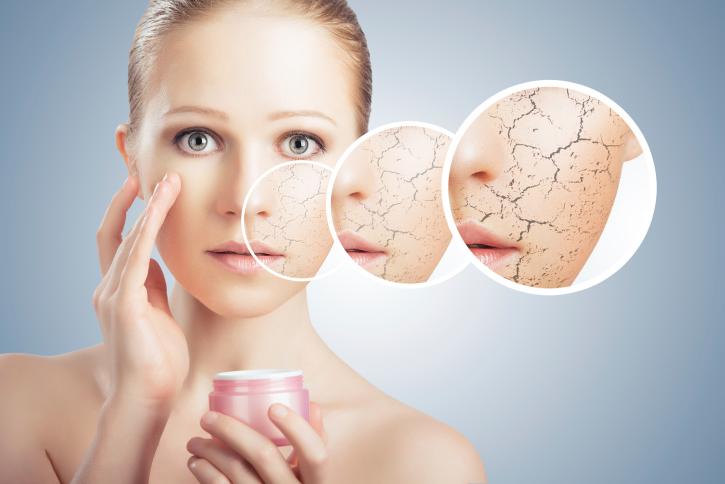 crema viso fai da te miele pelle secca
