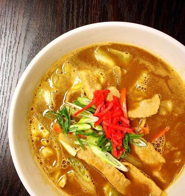 curry zen ricetta