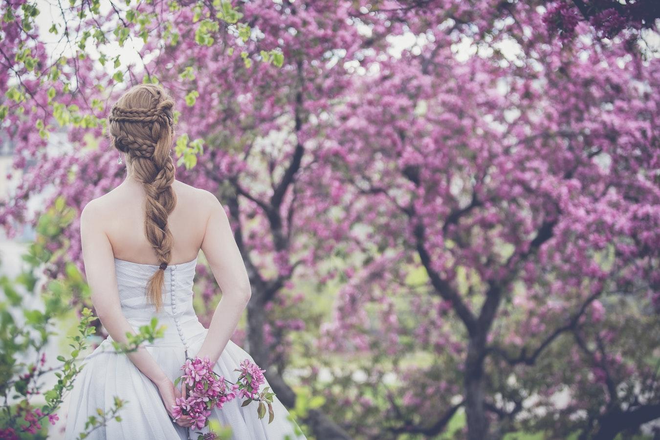 Decorazioni matrimonio colorate