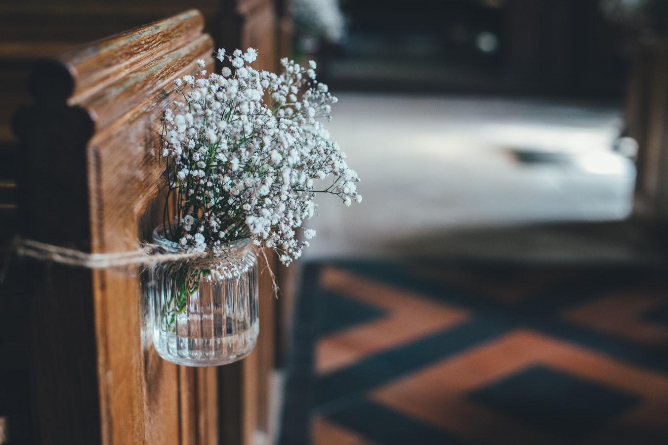 Decorazioni per cerimonia matrimonio