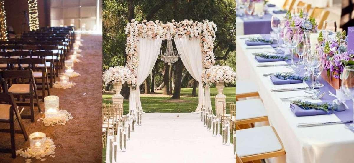 Decorazioni per il matrimonio idee fai da te e consigli - Decorazioni per matrimonio ...