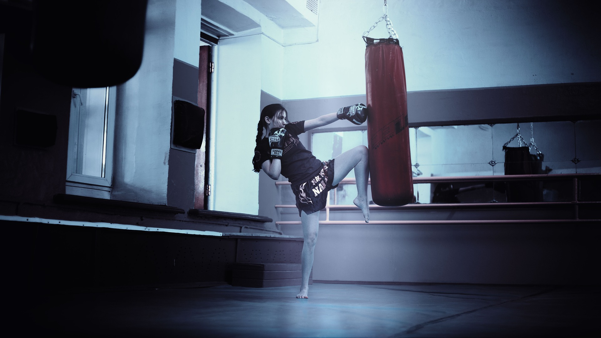 dimagrire facendo boxe