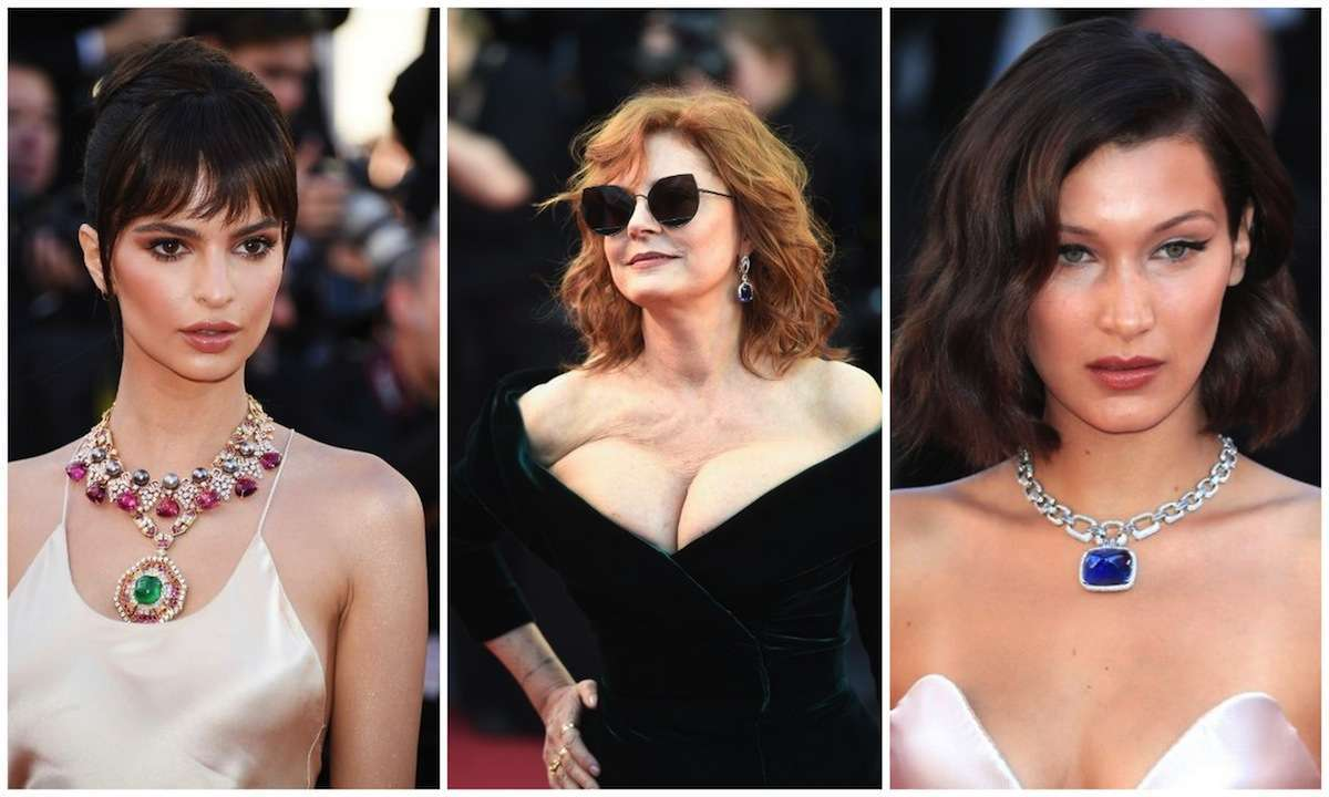 Cannes 2017: tutti i beauty look delle star