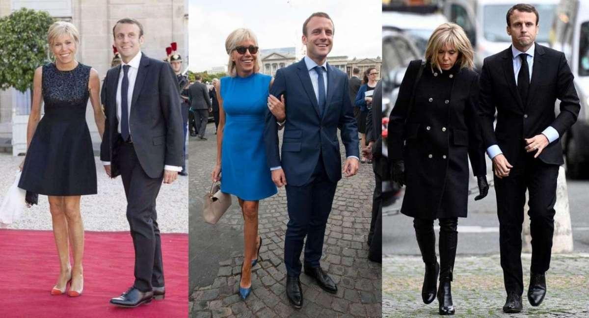 Brigitte Trogneux: lo stile e tutti i look della Première Dame francese