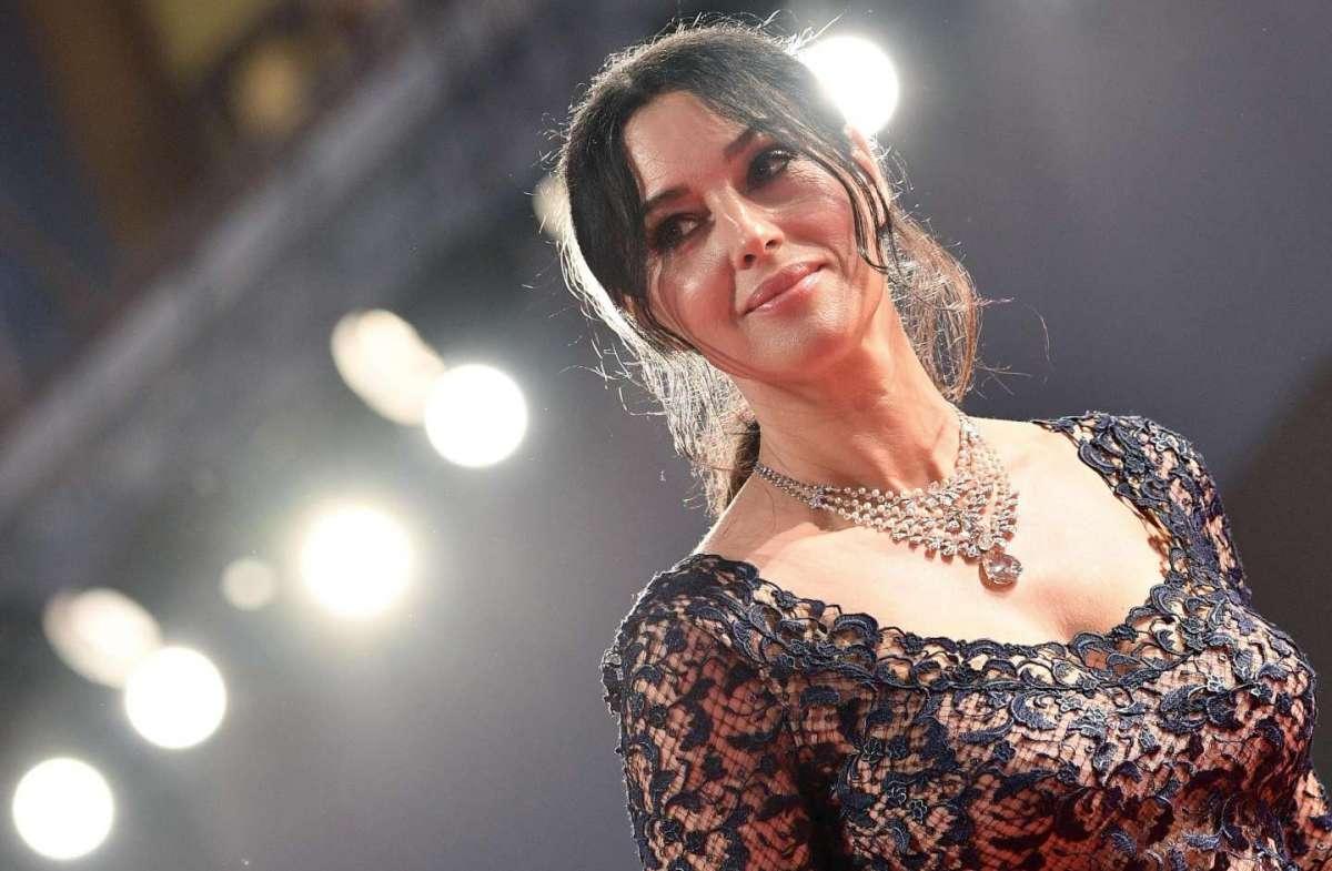 Monica Bellucci: i look più belli dell'attrice