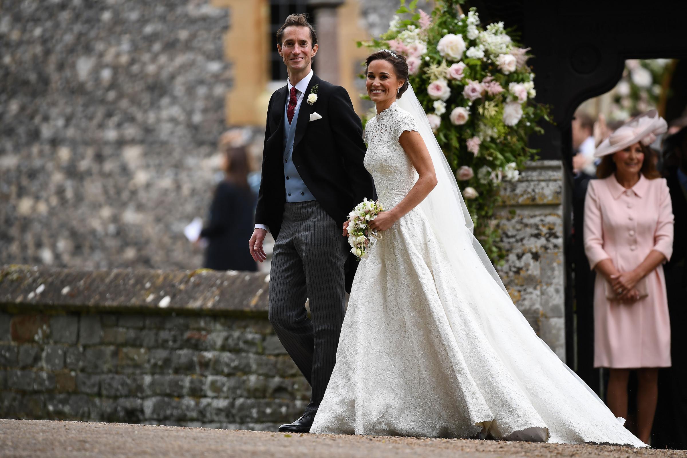Matrimonio Pippa Middleton : Matrimonio pippa middleton: i dettagli del ricevimento pourfemme