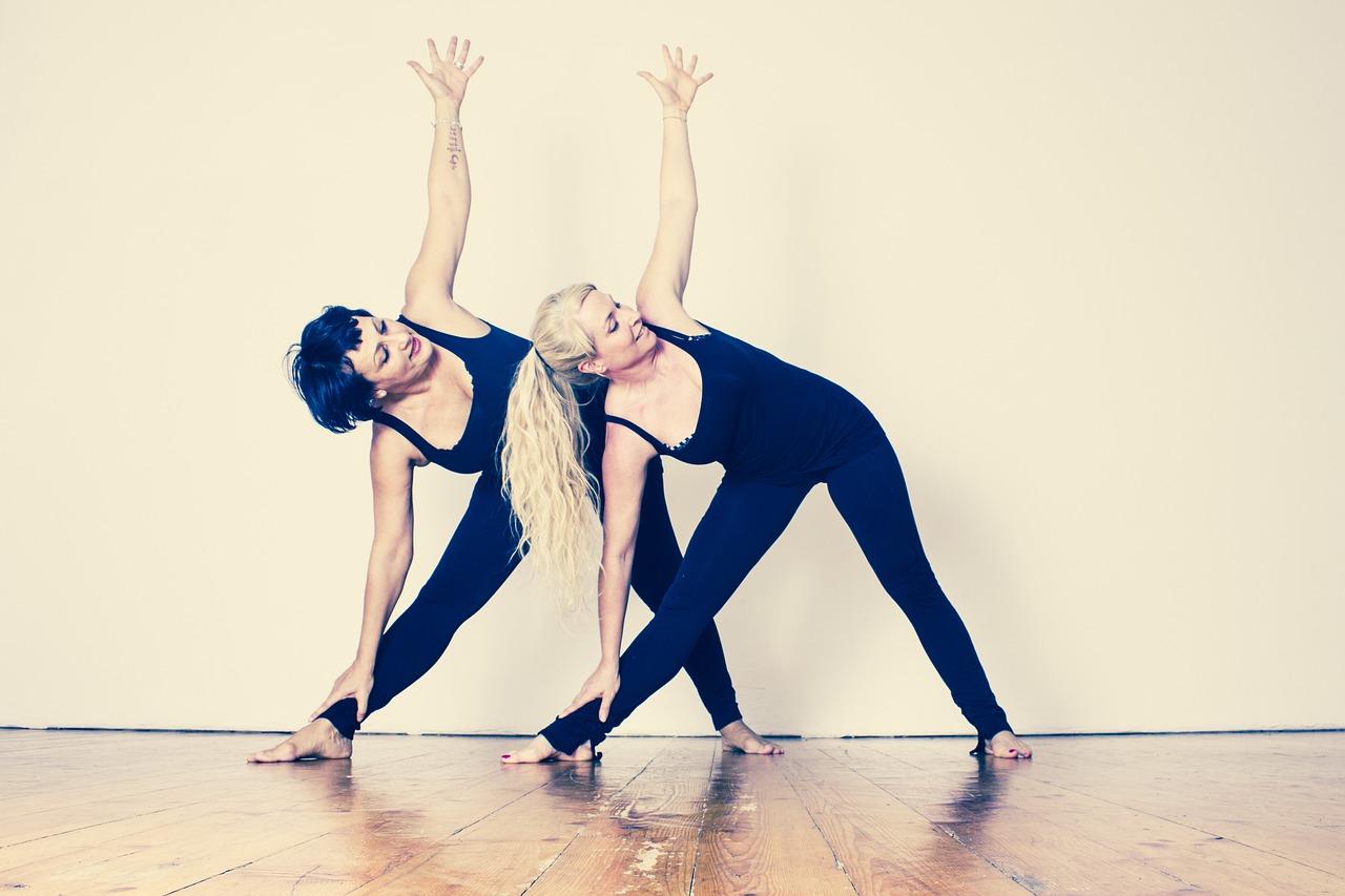 vinyasa yoga per dimagrire